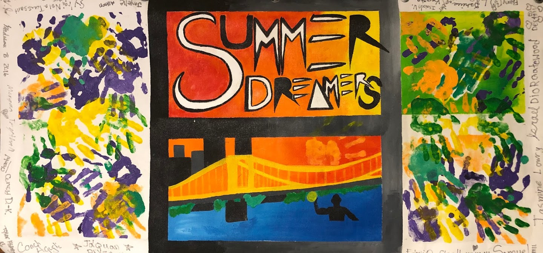 Dreamers Artwork - hands