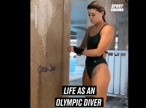 AUS diver